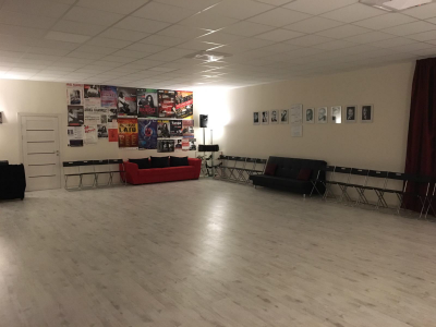 EL TANGO CLUB Espacio Cultural